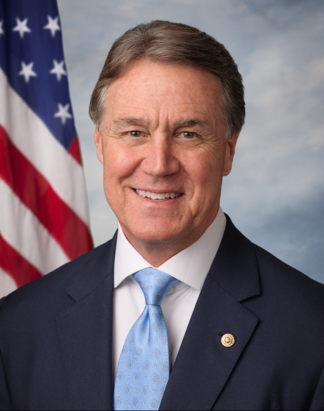 Senator David Perdue, R-Ga. (U.S. Congress via Wikimedia Commons)