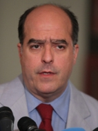 National Assembly President, Julio Borges. (National Assembly of Venezuela)