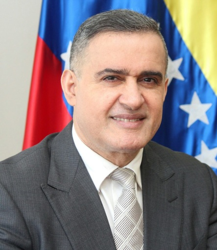 Venezuela's Attorney General Tarek William Saab in 2015 (Angel Ching-Wikimedia Commons)